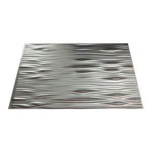 Home Depot Kitchen Wall Panels Fasade Waves Vertical 96 In X 48 In Decorative Wall