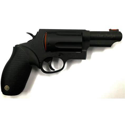 Taurus Judge 45 taurus 2 441031t judge 45 410 revolver with 3 quot matte blue