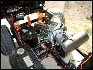 rebuilt harley davidson golf cart youtube