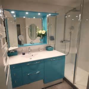 meubles salle de bain plan en r 233 sine vasque moul 233 e