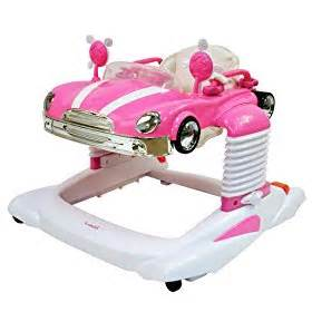 Pink Mini Cooper Baby Walker Baby Walkers For