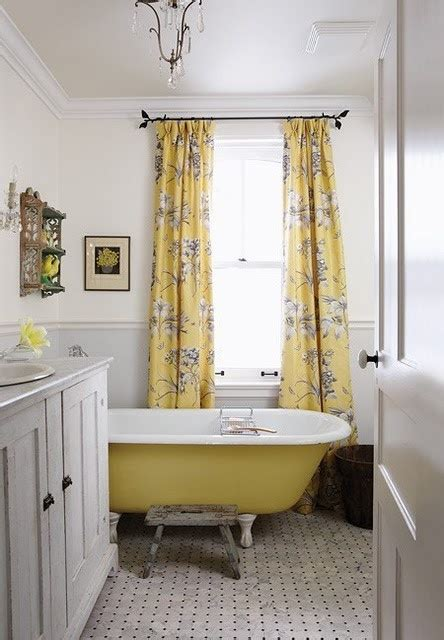 yellow and grey bathroom decorating ideas 37 sunny yellow bathroom design ideas digsdigs
