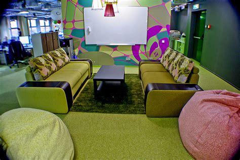 google room design google russia offices