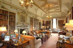 Stately Home Interiors Holkham Historic House Tour Period Living