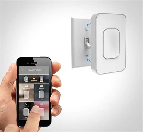 switchmate smart light switch switchmate smart light switch installs existing switch