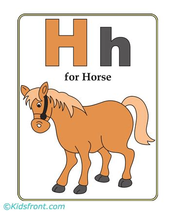 89 h horse coloring page h is for horse coloring