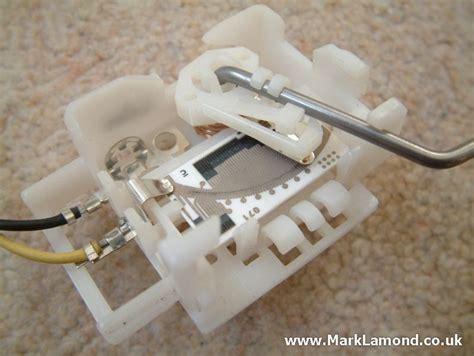 variable resistor fuel fuel guage problem