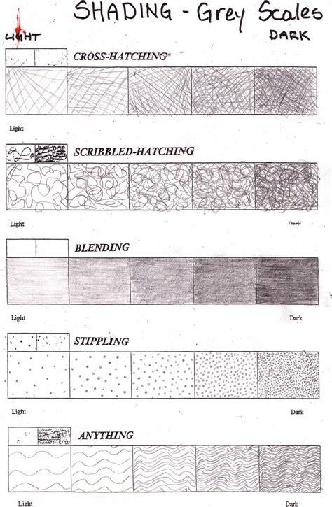 Shading Worksheet by 28 Shading Worksheet Drawing Pencil Set Value And