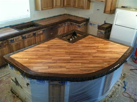diy concrete countertops look like wood 17 best images about house ideas on southwest