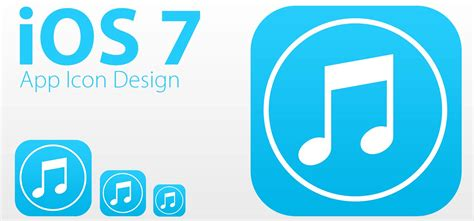 design icon ios ios 7 app icon design in photoshop iceflowstudio