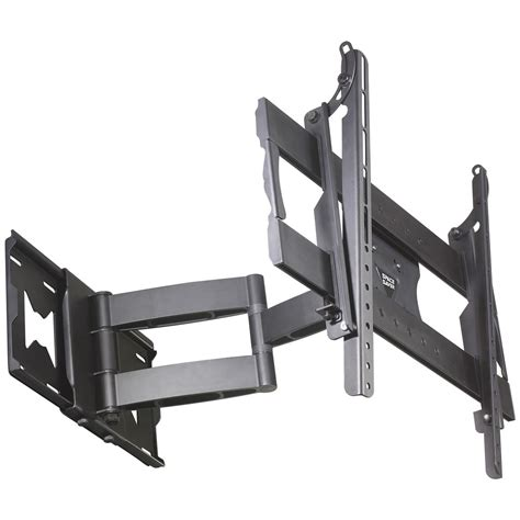 beautiful articulating tv wall mount in spaces space saver 30504n flat panel tv full motion wall mount