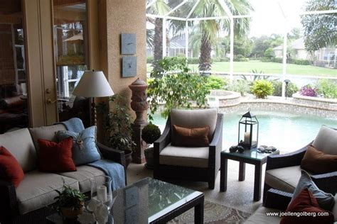 florida lanai decorating ideas sarasota florida lanai my work pinterest