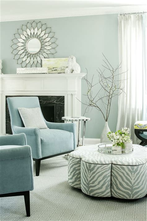 baby blue living room baby blue living room transitional living room new