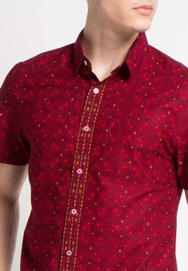 Kemeja Pria Batik Tulis Lasem Original Handmade Jb 037 Sfr jual beli baju kemeja batik pria modern branded arthesian