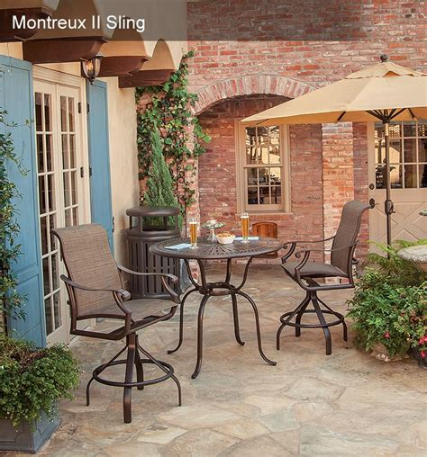 Tropitone Outdoor Furniture by Outdoor Furniture Patio Furniture Outdoor Patio