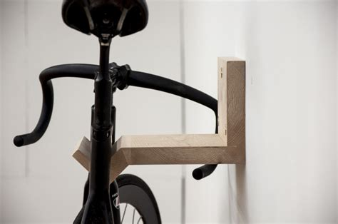 Bike Wall Shelf by Designing For Bikes Stored On Walls Core77