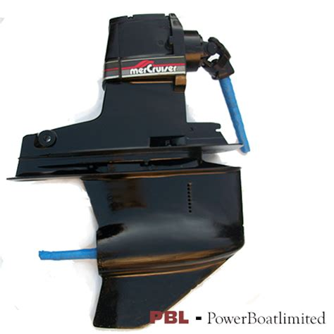 merc bravo  rebuilt outdrives powerboatlimited