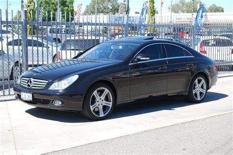 2008 mercedes coupe 2008 mercedes cls 500 sports coupe western