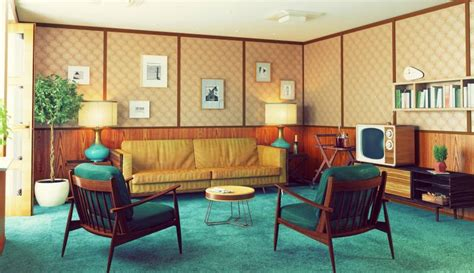 retro home interiors retro style home interior design ideas the furniture mall