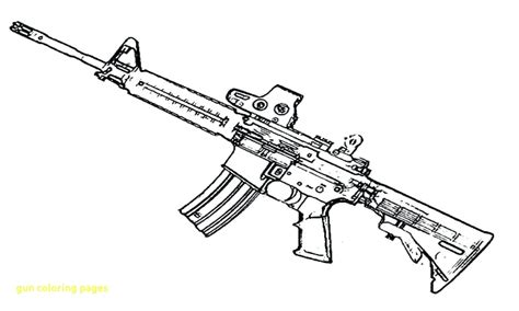 gun coloring pages printable guns coloring pages free coloring page