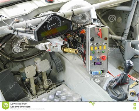 Rally Car Interior by Rally Car Interior Stock Image Image Of Performance