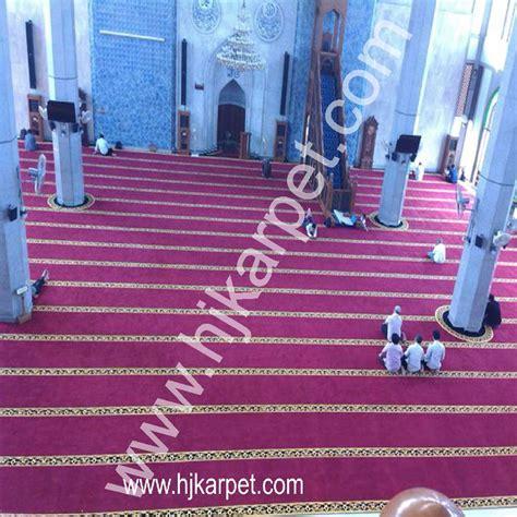 Jual Karpet Masjid Turki Berkualitas Tipe C 1 pemasangan karpet masjid al azhar kalimalang bekasi hjkarpet