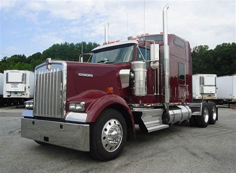 kenworth semi kenworth pickup trucks