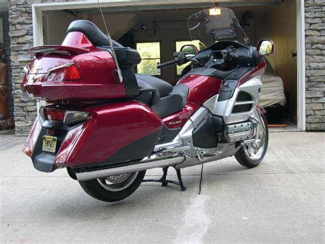 Honda Warranty 2012 by 2012 Honda Goldwing Glhpm With Extended Warranty To 2019
