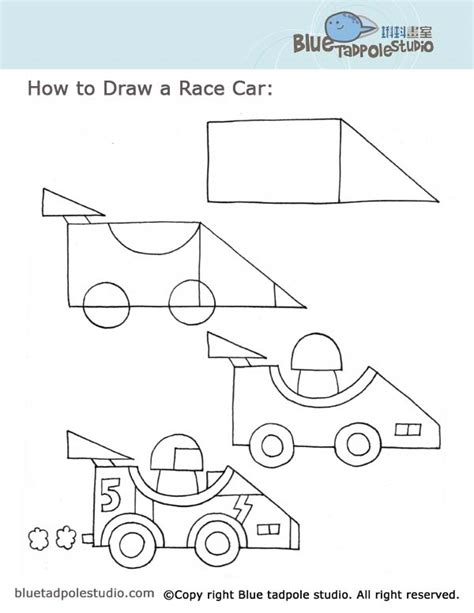 How To Draw Car Mrshclassblog