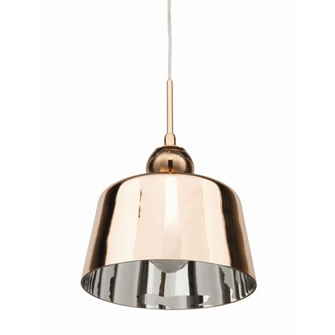 brilliant 24cm 42w copper flinders pendant light i n