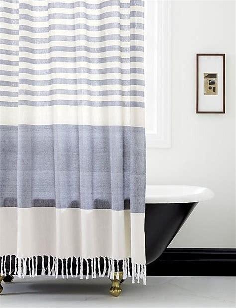 turkish shower curtain 17 best ideas about striped shower curtains on pinterest