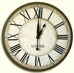 Large Wall Clocks Large Wall Clock 30in Big Clocks Family Heirloom By