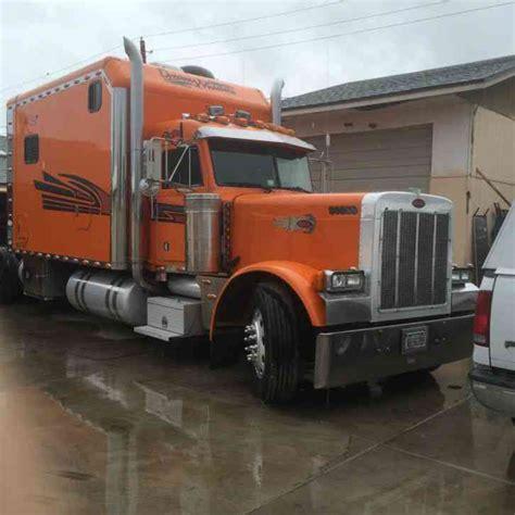 volvo 680 truck volvo vnl 680 2006 sleeper semi trucks