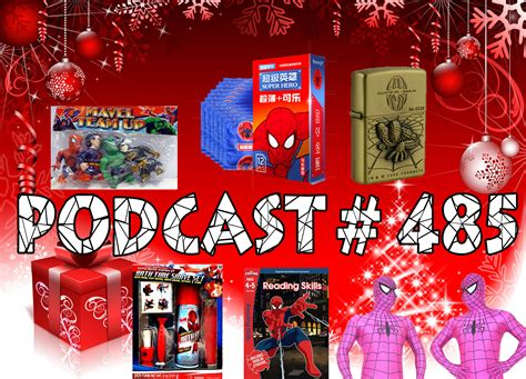podcast christmas presents podcast 485 spider gift exchange 2017 spider crawlspace
