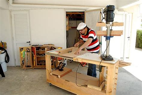 power tool bench 6 in 1 multi power tool work bench by steliart