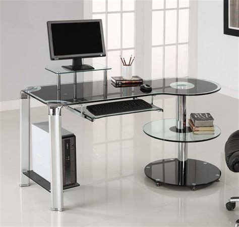 Modern Home Computer Desk Ideas On Finding The Right Modern Computer Desk For Your Stylish Modern Home Office Area