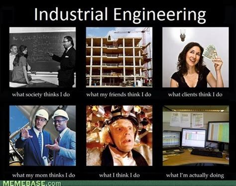 Industrial Engineering Memes - what does ie mean to you iie los angeles