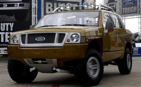 ford concept truck a look back at ford s truck and suv concepts truck trend