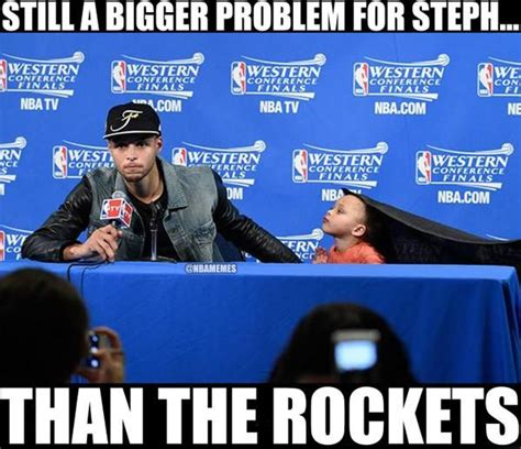 Riley Meme - steph curry s biggest problem riley curry warriors