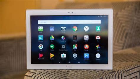 Lenovo Tab 4 10 look out lenovo s tab 4 tablets transform for