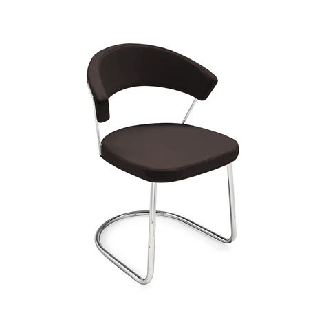 stuhl new york cs1111 gu new york stuhl calligaris aus metall mit