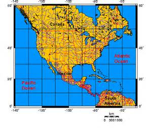 Usa Latitude Map by Maps Usa Map With Latitude And Longitude
