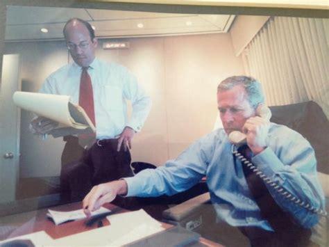 ari fleischer president george w bush s former press