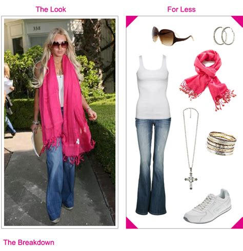 The Look For Less Lindsay Lohan by Lindsay Lohan Get The Look For Less The
