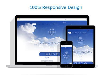 Responsiv Design Vorlagen Joomla Vorlage 55596 F 252 R Hosting