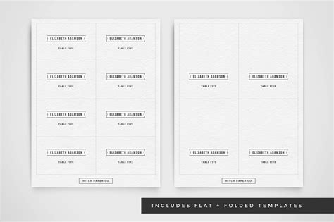 free wedding place card template lcl paper wedding table place card template card templates on