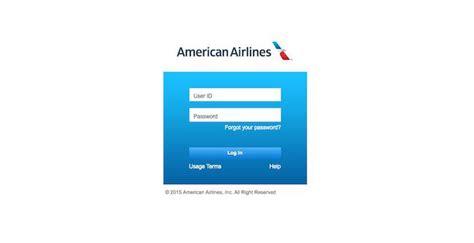 jetnet aa login smlogin aa american airlines