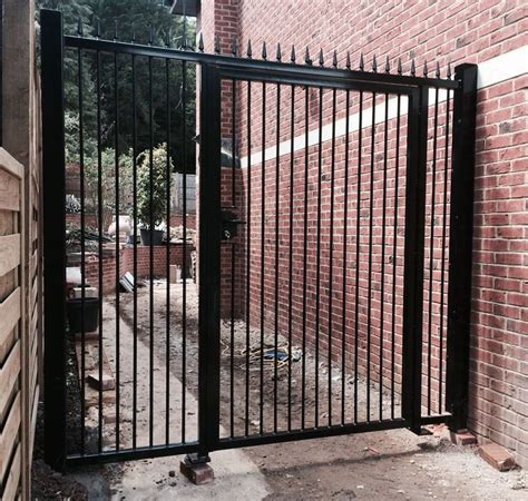 house side gates house side gates 28 images our rsg3000 security door gate with side panels fitted