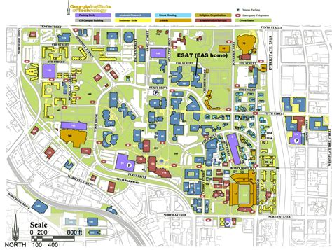 map of texas tech university help images frompo