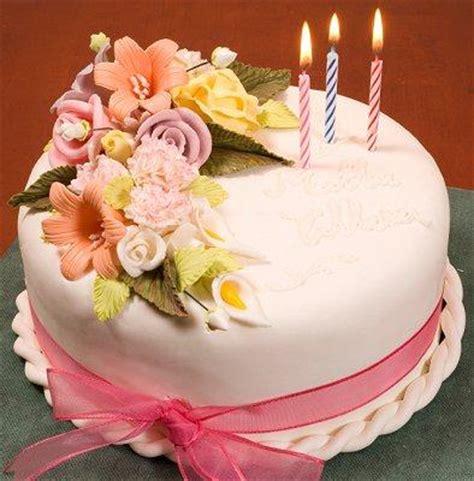 Cake Decorating Fondant Flowers by Fondant Flowers Cake Decorating